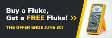 Fluke Spring Campaign