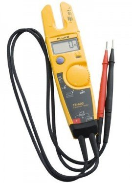 Fluke T5-600 Voltage, Continuity and Current Tester Gallery Image