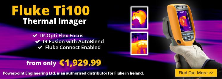 Fluke Ti100 Thermal Camera