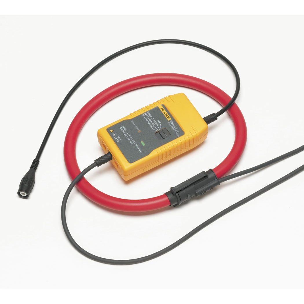 High Current Clamp : Fluke high current clamps clamp