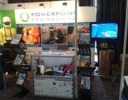 Stand 7 at AECI Electrical Trade Show 2015