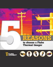 5 Reasons why to choose Fluke Thermal Imagers