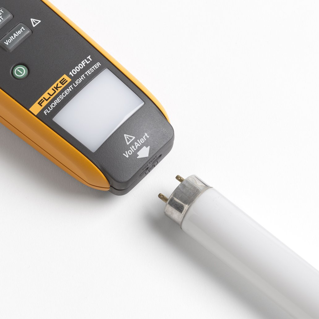 how to use fluke tester