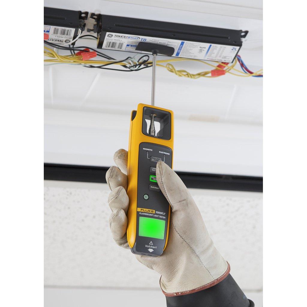 Fluke 1000FLT Fluorescent Lamp Tester Gallery Image