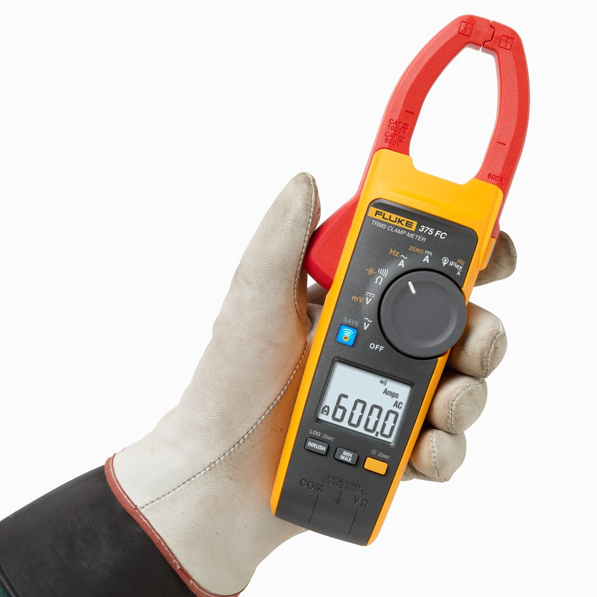 Fluke Tick Tester : Fluke fc clamp meter with connect
