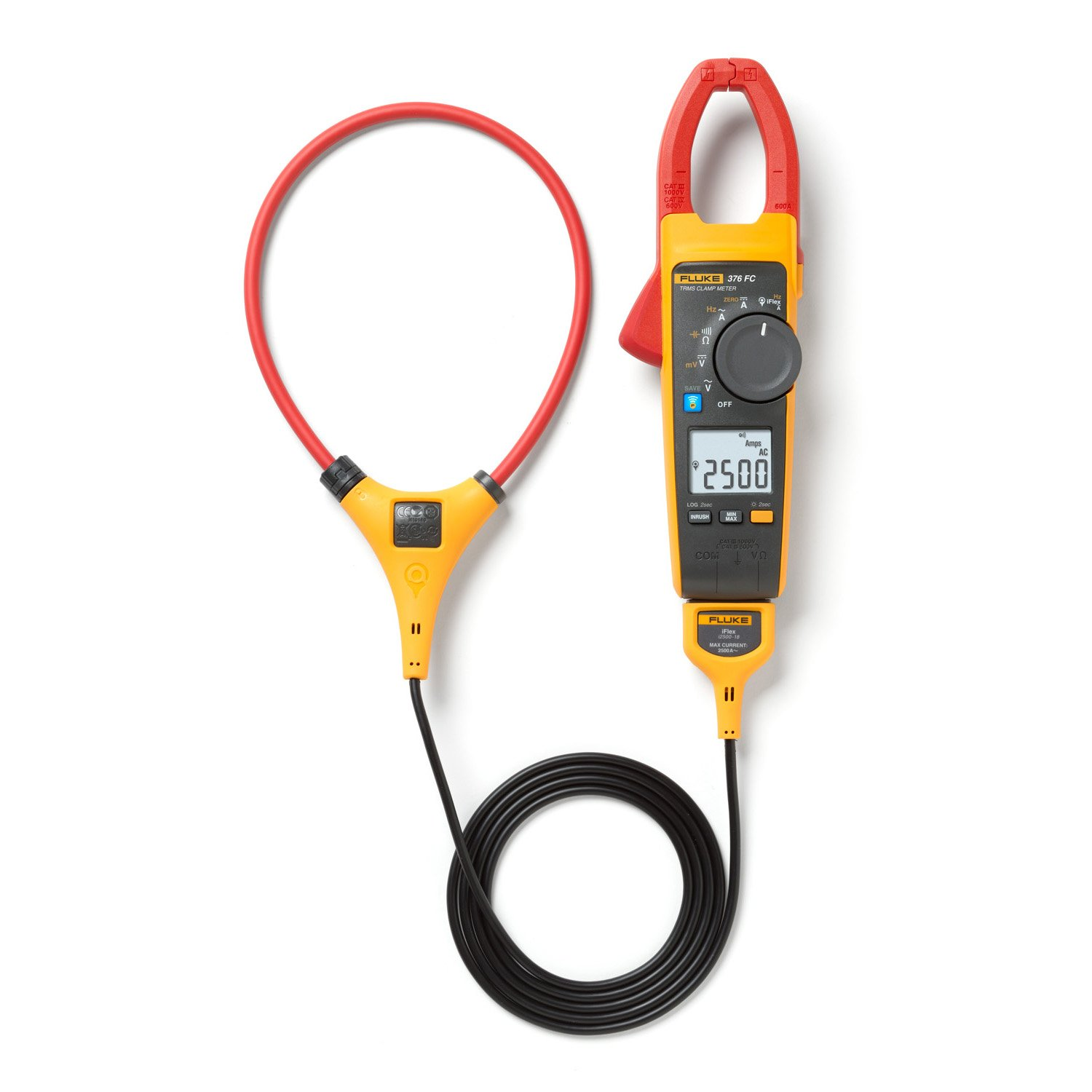Fluke Tick Tester : Fluke fc connect clamp meter with iflex