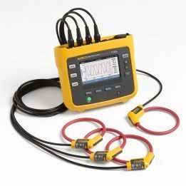 Fluke 1738 Three Phase Power Quality Analyser