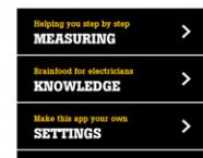 Fluke TestGuide Smartphone App
