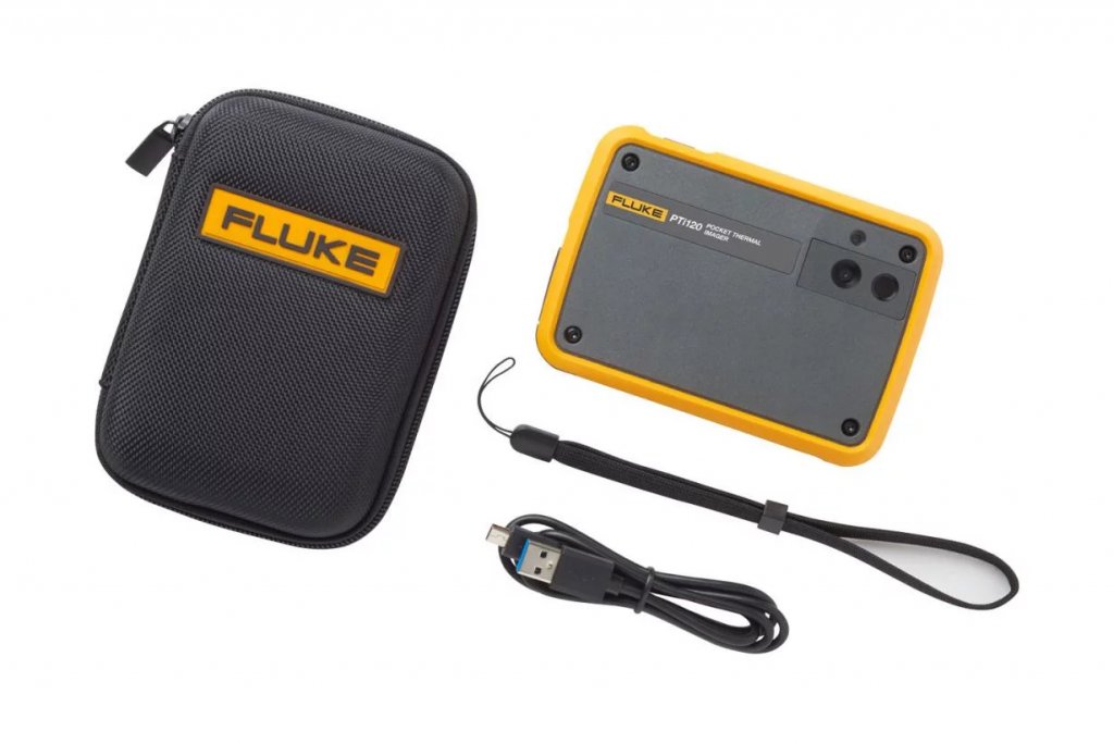 Compact Fluke PTi120 Pocket Thermal Camera Gallery Image