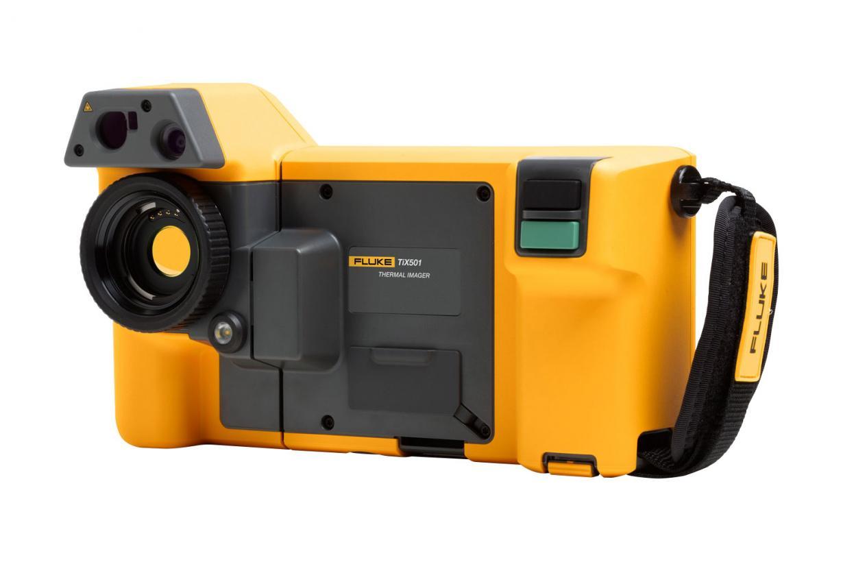 Fluke TiX501 9Hz Thermal Camera