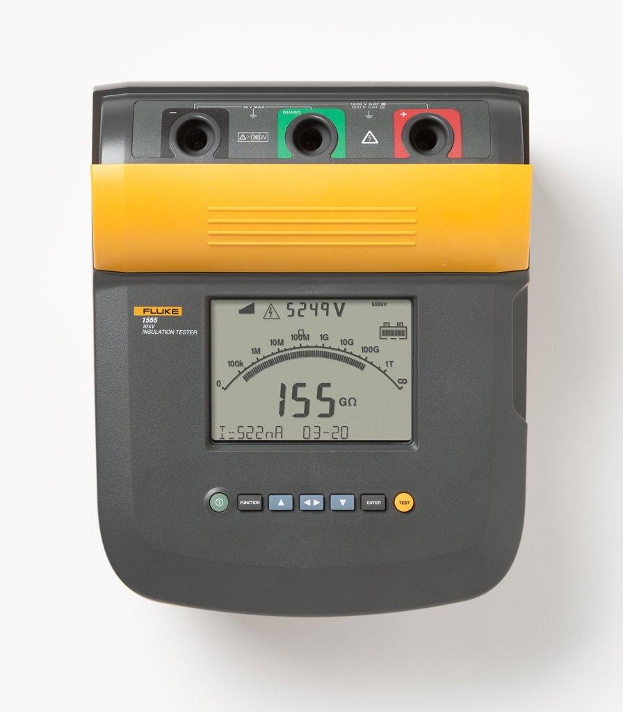 Fluke 1555 10kV Insulation Tester Kit