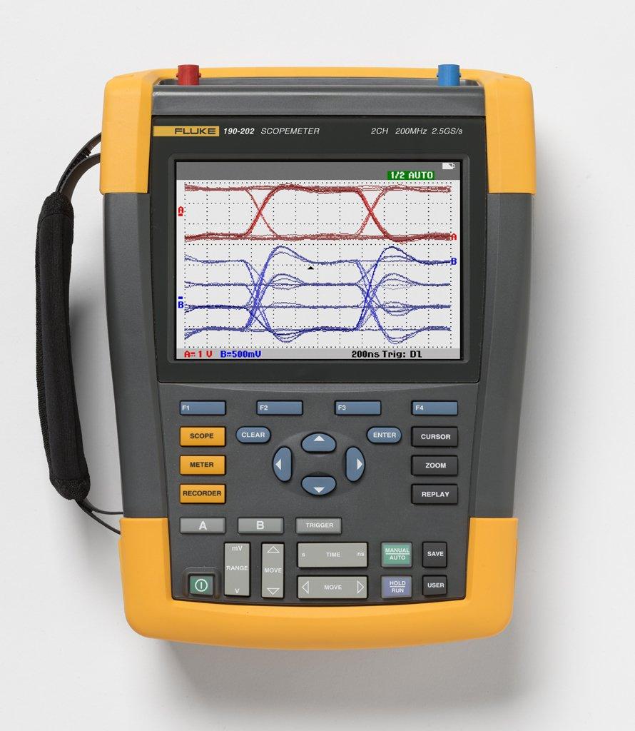 Fluke 190-202 Portable Oscilloscope