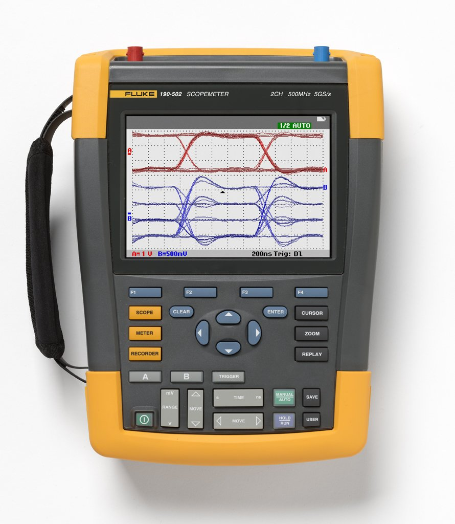 Fluke 190-102 ScopeMeter Portable Oscilloscope