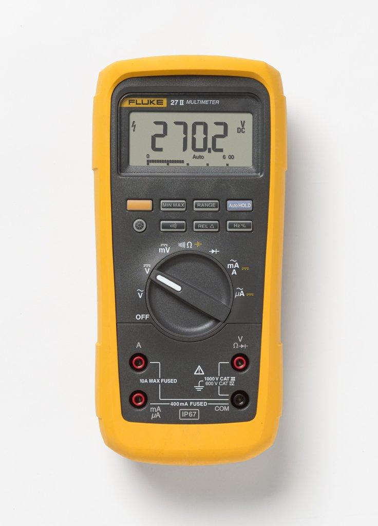 Fluke 27 II Rugged Digital Multimeter