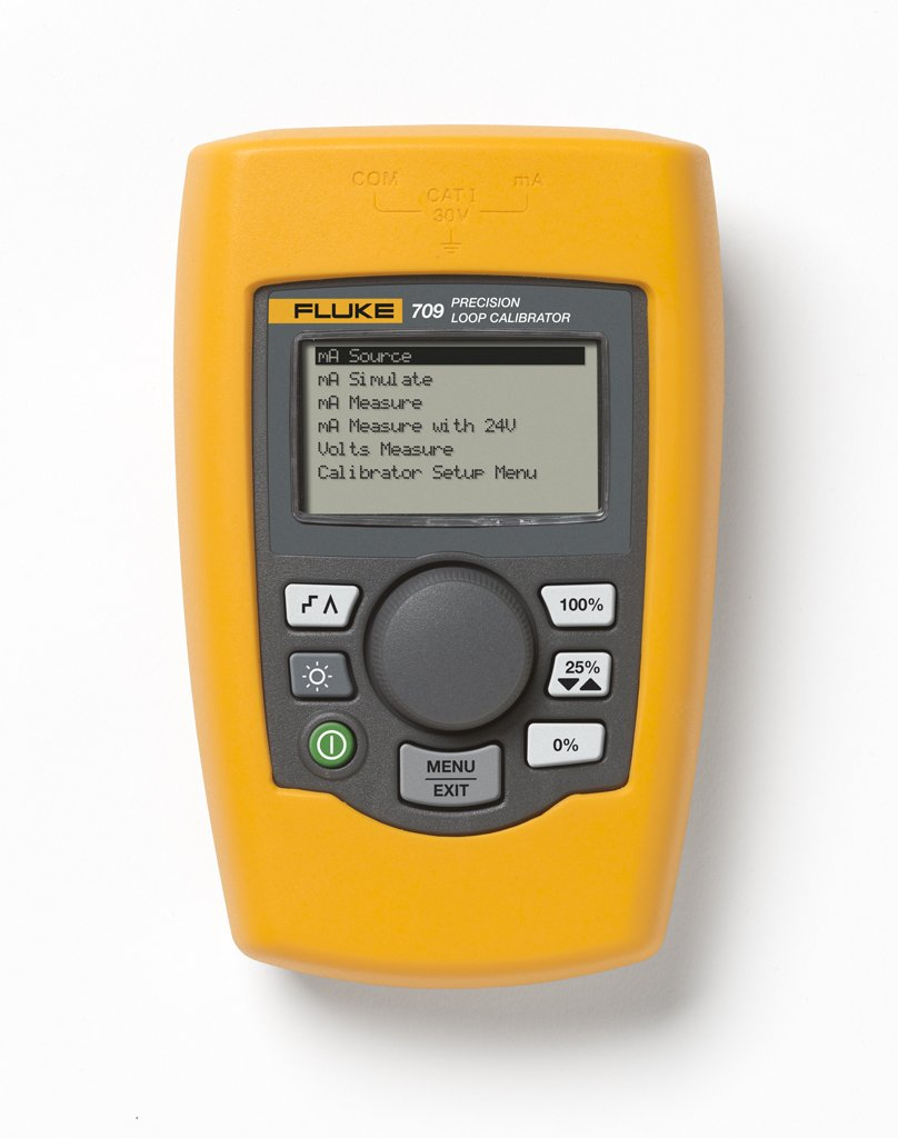 Fluke 709H Precision Loop Calibrator with HART Communications / Diagnostics