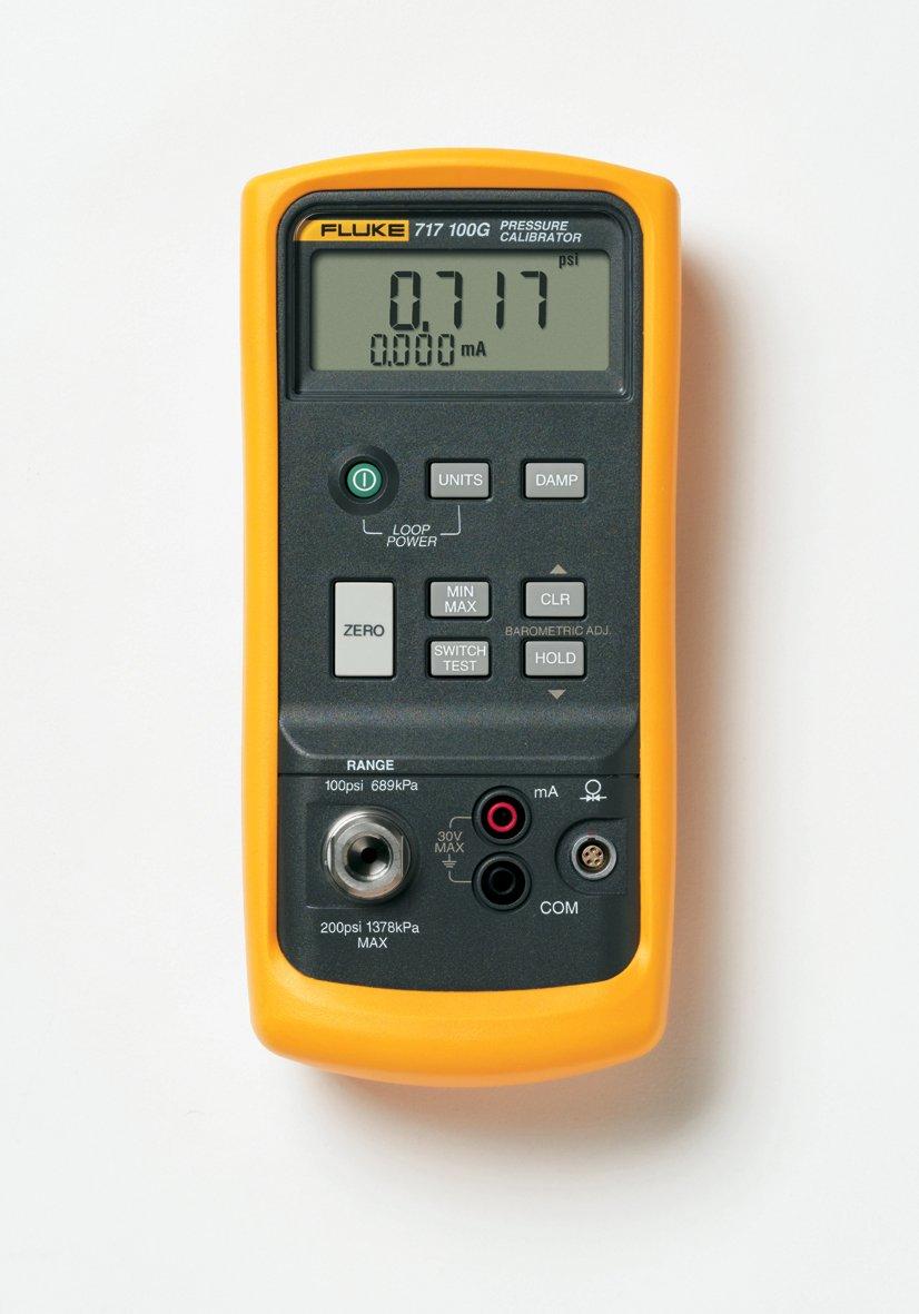Fluke 717 1500G Pressure Calibrator