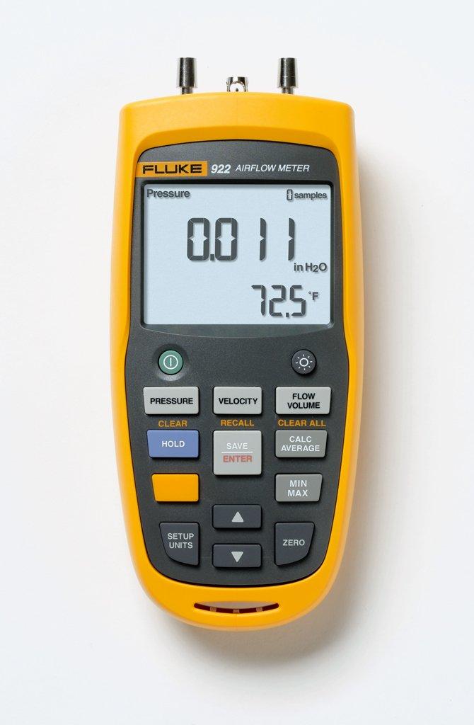 Fluke 922 Airflow Meter