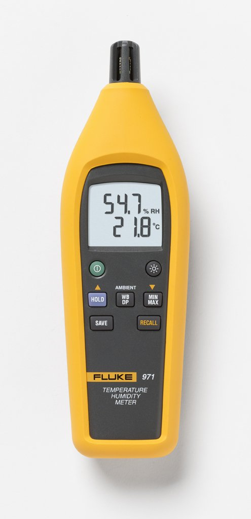 Fluke 971 Temperature Humidity Meter