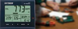 Environmental & Air Quality Meters