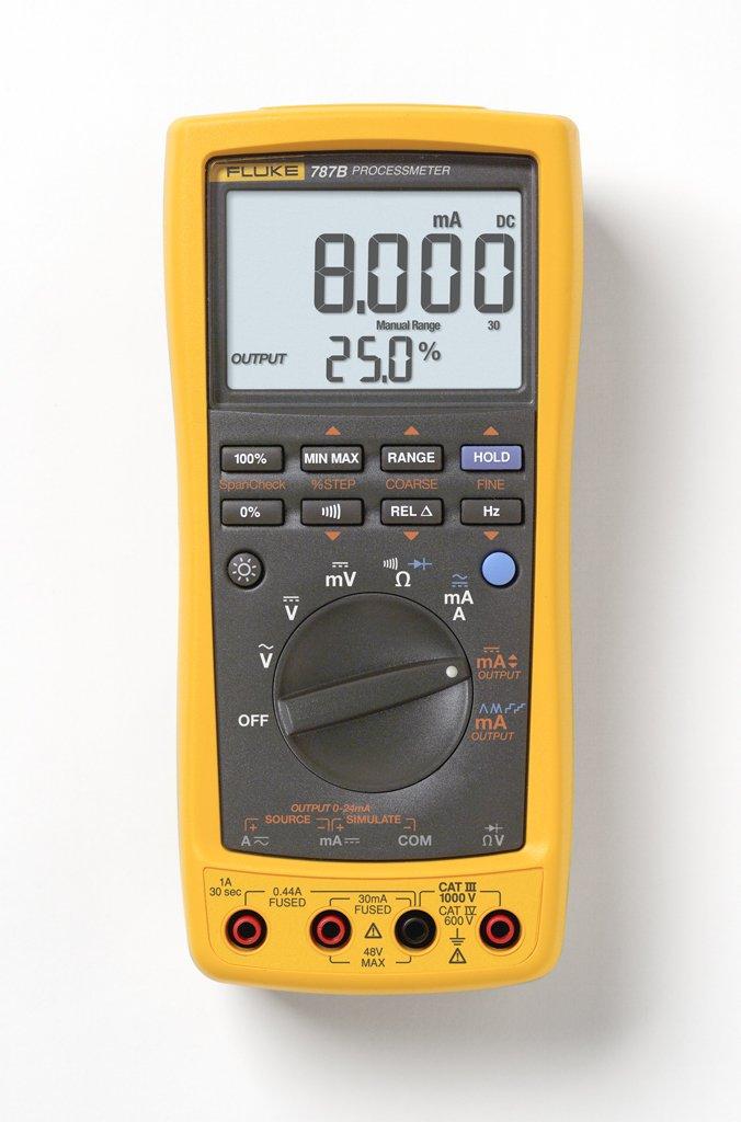 Fluke 787B ProcessMeter Loop Calibrator