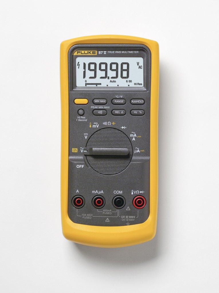 Fluke 87V/E2 True RMS Digital Multimeter