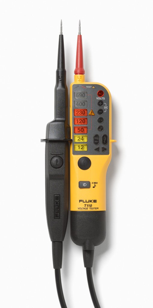 Fluke T110 Voltage and Continuity Tester