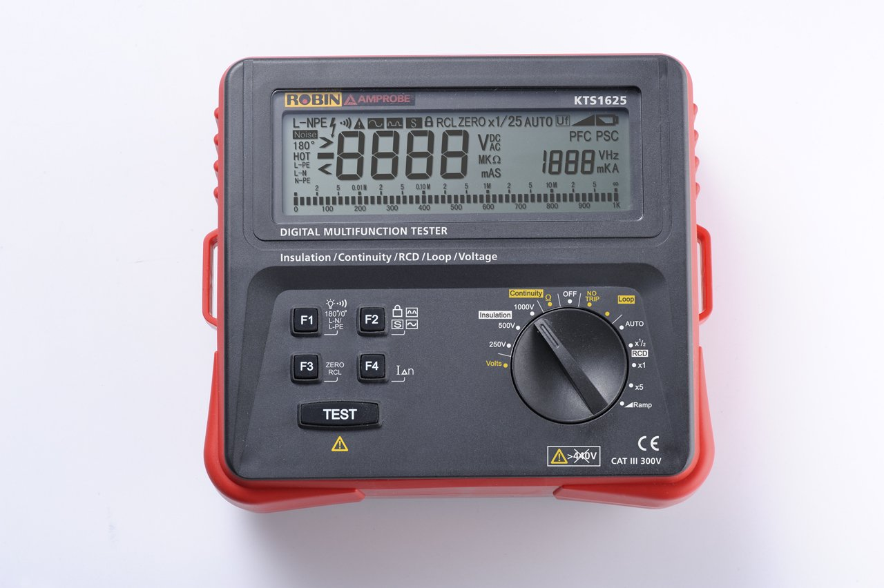 Beha-Amprobe KTS1625 Digital Multifunction Tester