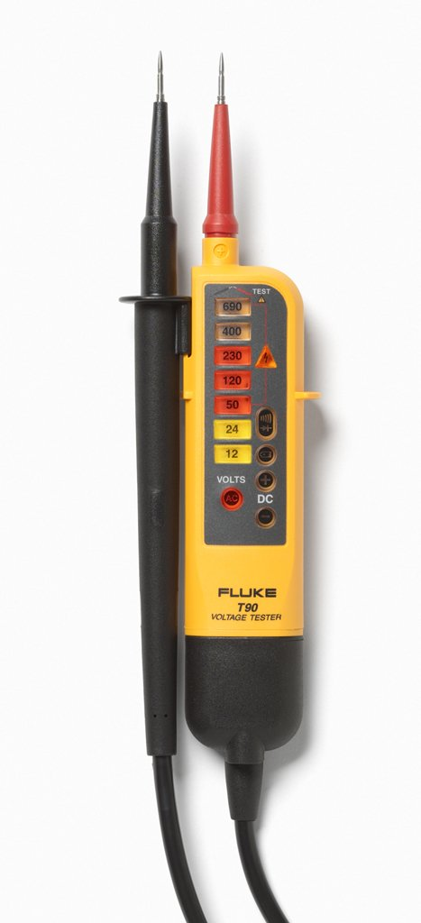 Fluke T90 Voltage Presence and Continuity Meter