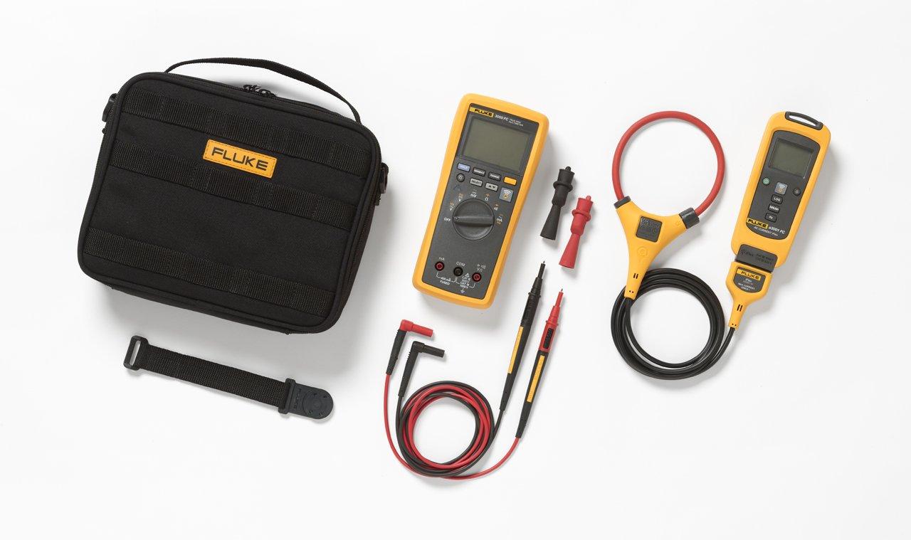 Fluke A3001 FC Wireless iFlex® AC Current Clamp Kit