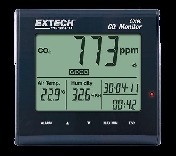 CO100: Desktop Indoor Air Quality CO?